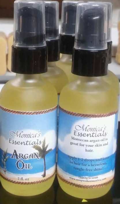 argan oil, leave-in conditioner