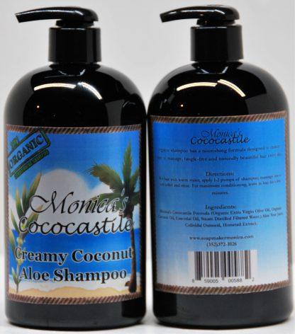shampoo, aloe shampoo, coconut