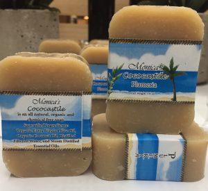 Monicas Cococastile shampoo bar